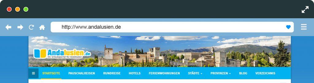 andade-website